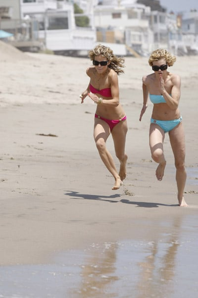 Photos of AnnaLynne McCord in a Bikini