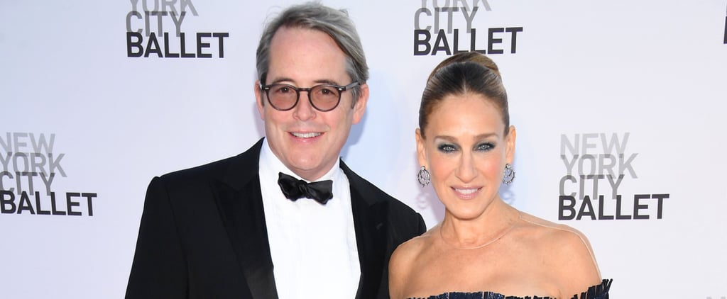 "Sarah Jessica Parker on Her 20-Year Marriage to Matthew Broderick: ""I'm Sure I Annoy Him"""