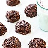 No-Bake Chocolate Cookie Balls