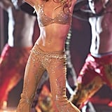"""Oops . . . I Did It Again"" at the VMAs Britney"