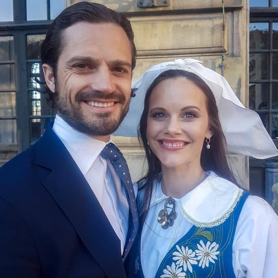 Prince Carl Philip and Princess Sofia Instagram Pictures