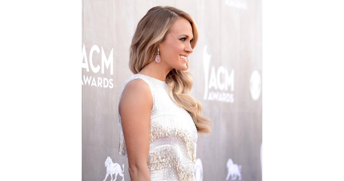 32ef5182acf Carrie Underwood Best Dressed 2014 ACM Awards | Video | POPSUGAR Fashion