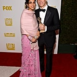 Fox's Golden Globes Party 2013