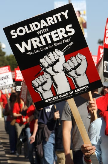 Today's the Big Day for the Writers' Strike