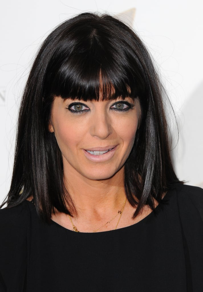 Claudia winkleman hair products