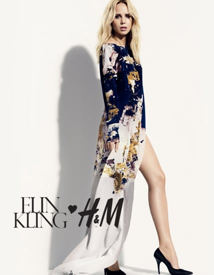 Sweden's Top Fashion Blogger Elin Kling Designs Collection For H&M