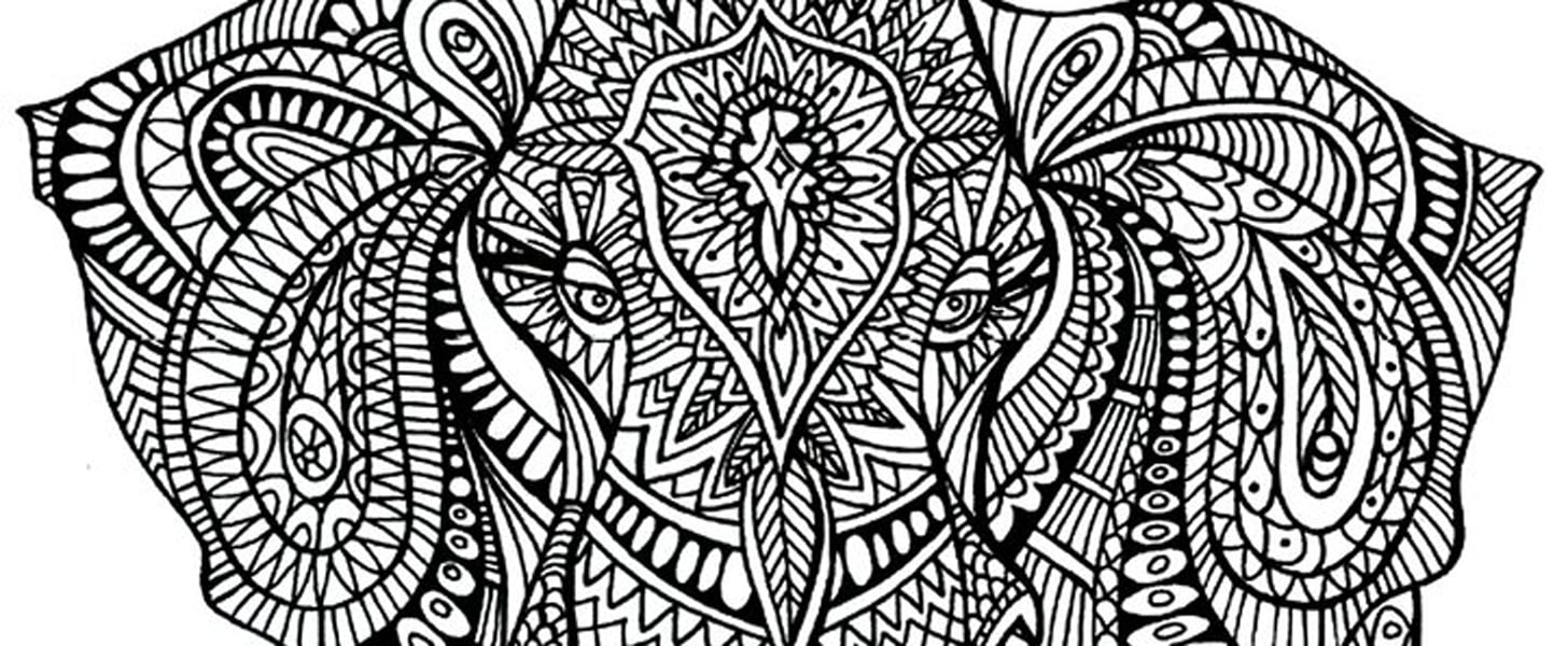 Free Printable Adult Colouring Pages