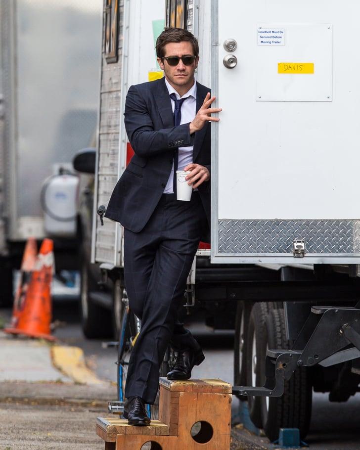 Jake Gyllenhaal steppe... Jake Gyllenhaal Nyc