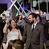 Stephen and Shawntae's Star Wars-Themed Wedding
