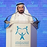 His Highness Sheikh Dr. Sultan bin Mohammed Al Qasimi: Supreme Council Member  and Ruler of Sharjah