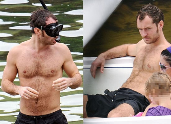 07/01/2009 Jude Law