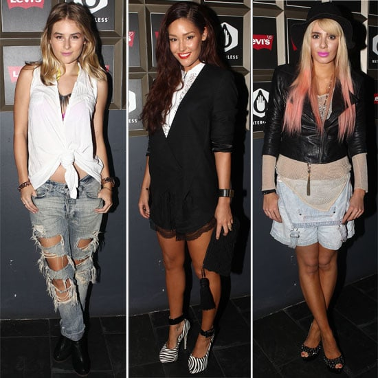 Celebrities at Levis World Water Day Waterless Jeans Launch in Sydney: Party Pictures of Erin McNaught, Carissa Walford and more