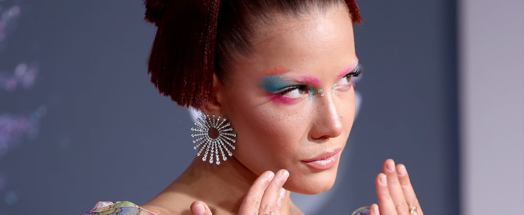 Halsey's If I Can't Have Love, I Want Power Makeup | Photos