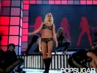 Britney's Performance Two Ways