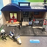 Playmobil Takealong Police Station