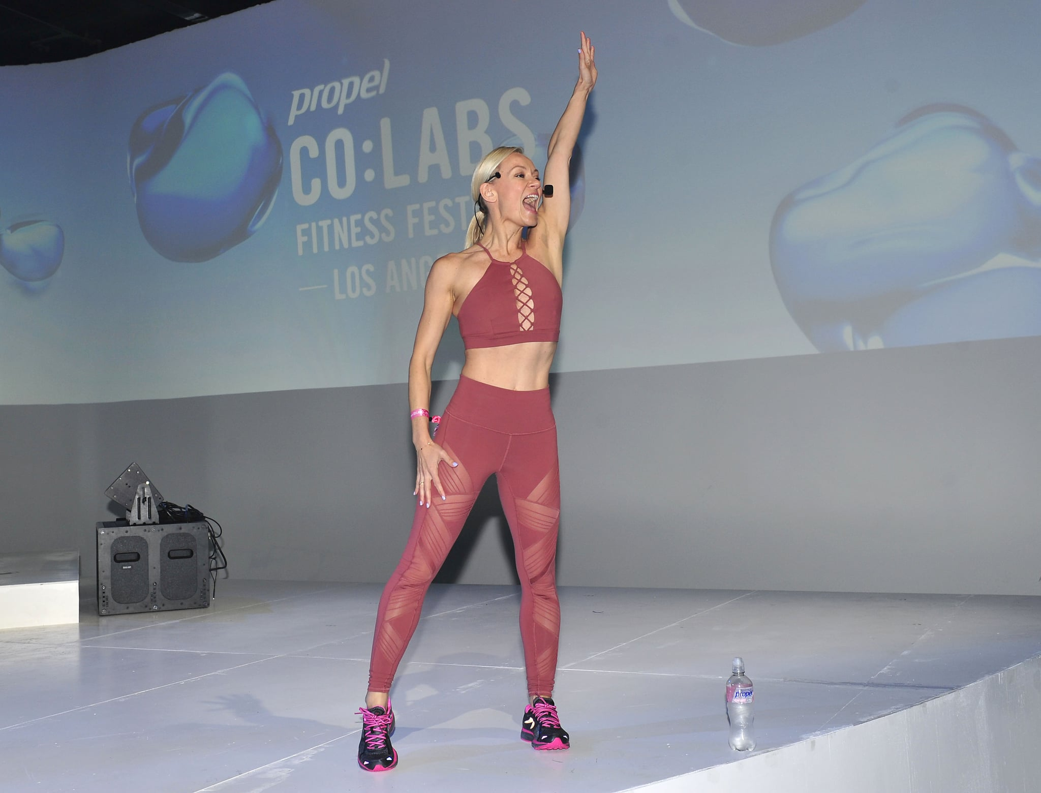 - Los Angeles, CA - 05/05/2018 - Julianne Hough at the Propel Fitness Festival.-PICTURED: Julianne Hough-PHOTO by: Michael Simon/startraksphoto.com-MS453002Editorial - Rights Managed Image - Please contact www.startraksphoto.com for licensing fee Startraks PhotoStartraks PhotoNew York, NY For licensing please call 212-414-9464 or email sales@startraksphoto.comImage may not be published in any way that is or might be deemed defamatory, libelous, pornographic, or obscene. Please consult our sales department for any clarification or question you may haveStartraks Photo reserves the right to pursue unauthorized users of this image. If you violate our intellectual property you may be liable for actual damages, loss of income, and profits you derive from the use of this image, and where appropriate, the cost of collection and/or statutory damages.