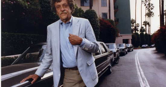 Here's What Kurt Vonnegut Can Teach You About Life