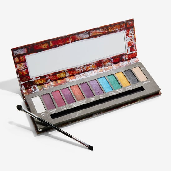 Manic Panic and Hot Topic Amplified Eye Shadow Palette