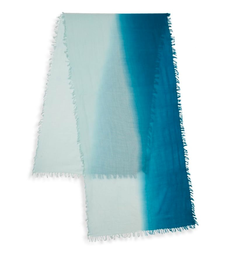 Eileen Fisher Fringe Ombre Scarf