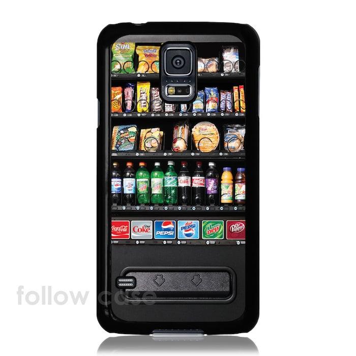 Vending machine ($15)