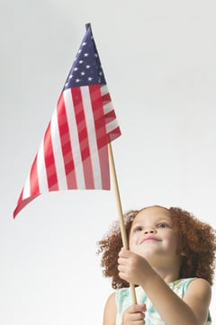 The Gifted Child: Tiny Patriots