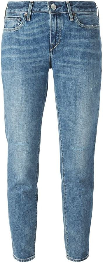 Levi's Made & Crafted 'Empire' skinny cropped jeans ($168)