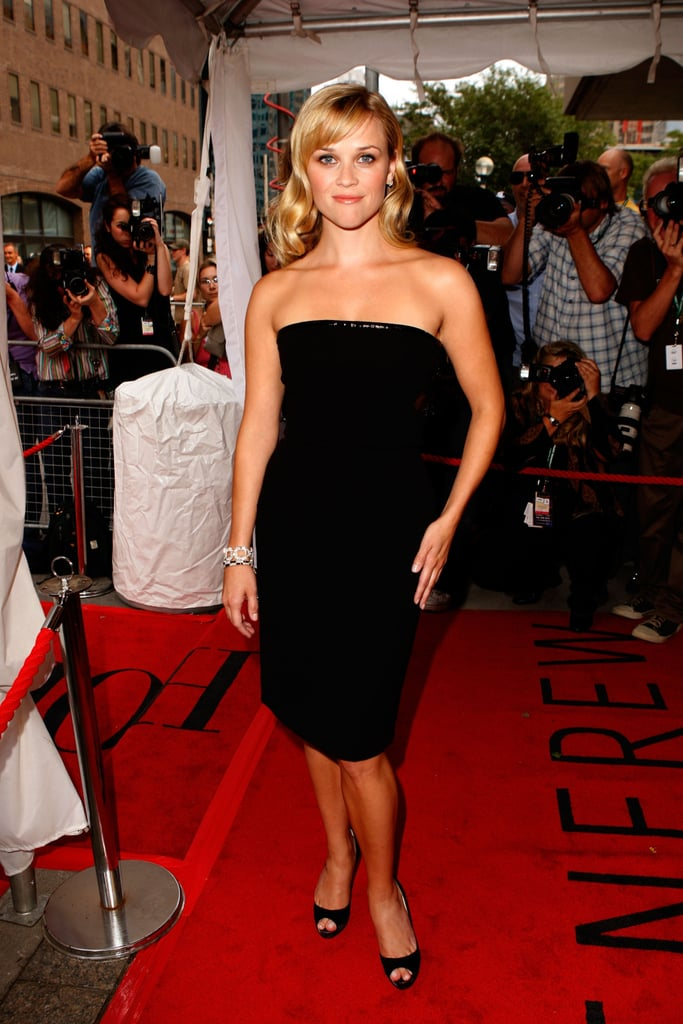 Reese Witherspoon in Jean Paul Gaultier at 2007 Toronto Film Festival