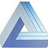 Now House by Jonathan Adler Triangle Chroma Wall Art