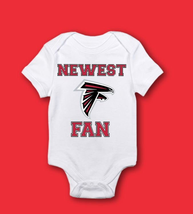 Newest Falcons Fan Onesie
