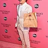 Dylan Sprouse Barbara Palvin Victoria's Secret Fashion Show
