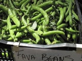 Whole Grilled Fava Beans Recipe 2011-05-31 13:02:50