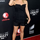 Jennifer Aniston Pictures at Call Me Crazy Premiere