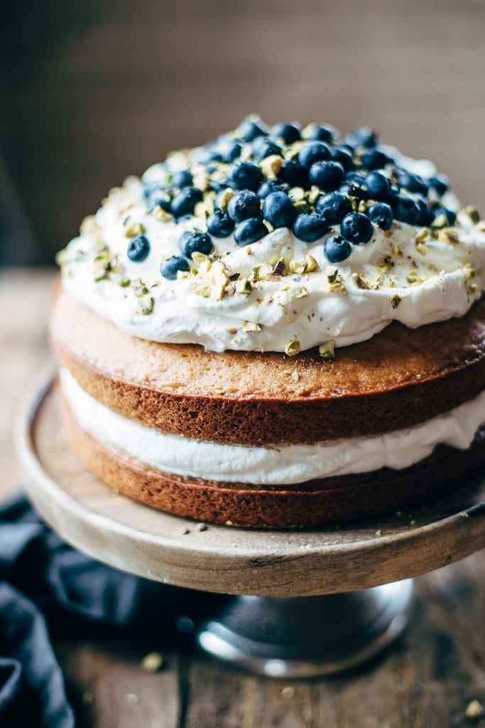 Blueberry Orange Brunch Cake