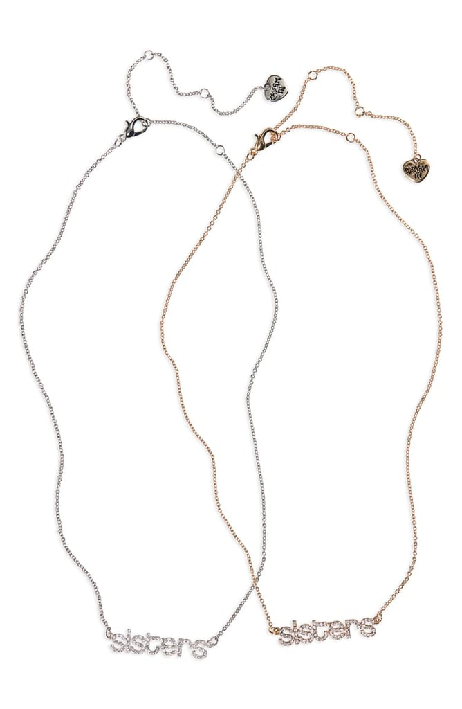 Elsa: Sisters Necklace