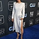 Karen Fukuhara at the 2020 Critics' Choice Awards