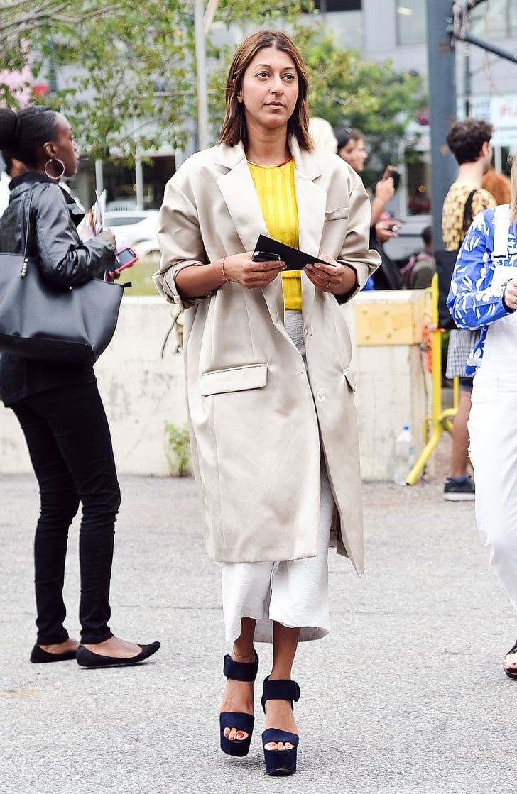Nyfw Street Style Day 6 All The Best Street Style From New York Fashion Week Popsugar