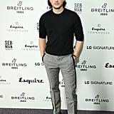 """Kit Harington (Jon Snow): 5'8"""""""