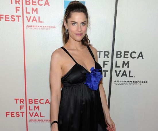 Slide Picture of Amanda Peet at the Tribeca Film Festival