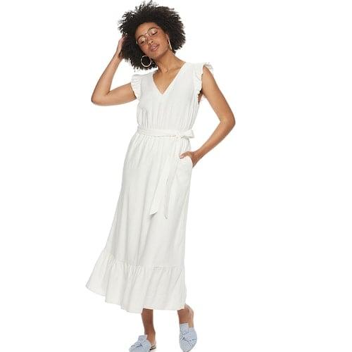 Summer Trend: Ultrafeminine Detailing and Elongated Hemline