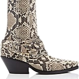 Zimmermann Snake Cowboy Mid Boot