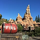 Big Thunder Mountain's latest refurbishment made it even smoother and cooler.