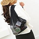 Flyou Portable Reusable Mesh Net Bag