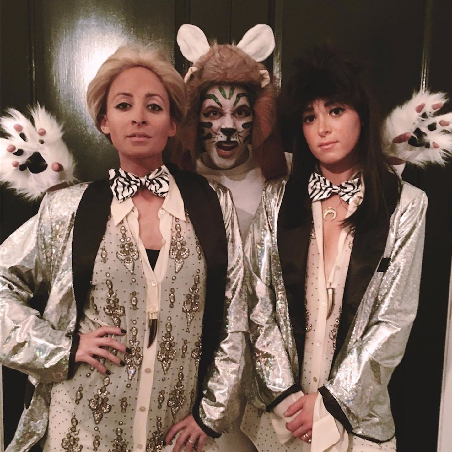 Siegfried and roy costumes sexy