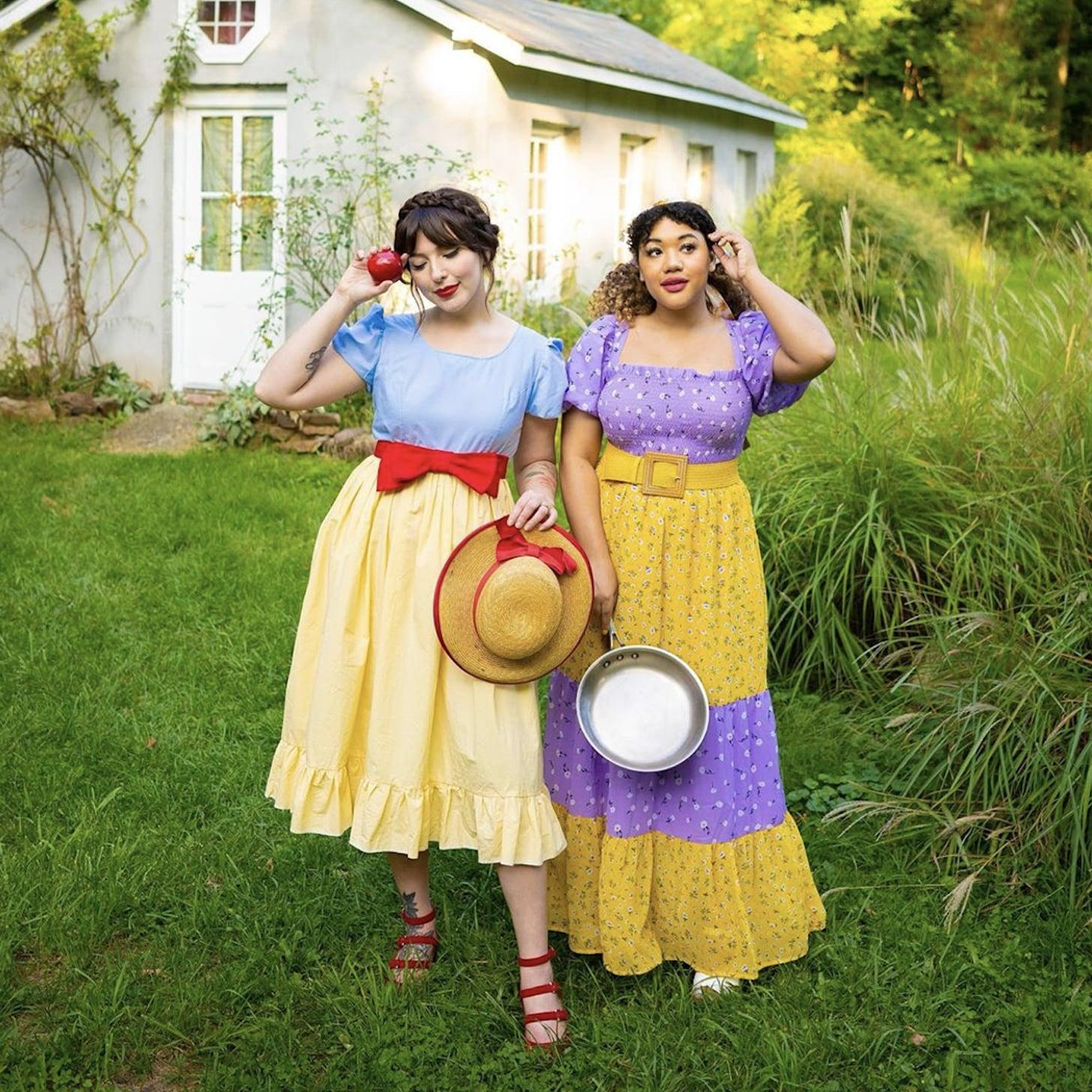 Halloween Costumes For Two Women.Best Halloween Costumes For Best Friends 2020 Popsugar Love Sex