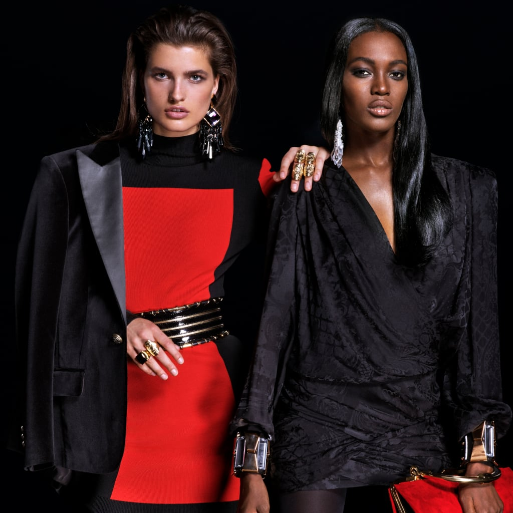 bcd0012a05485 Balmain and H&M Collaboration November Drop | POPSUGAR Fashion Australia