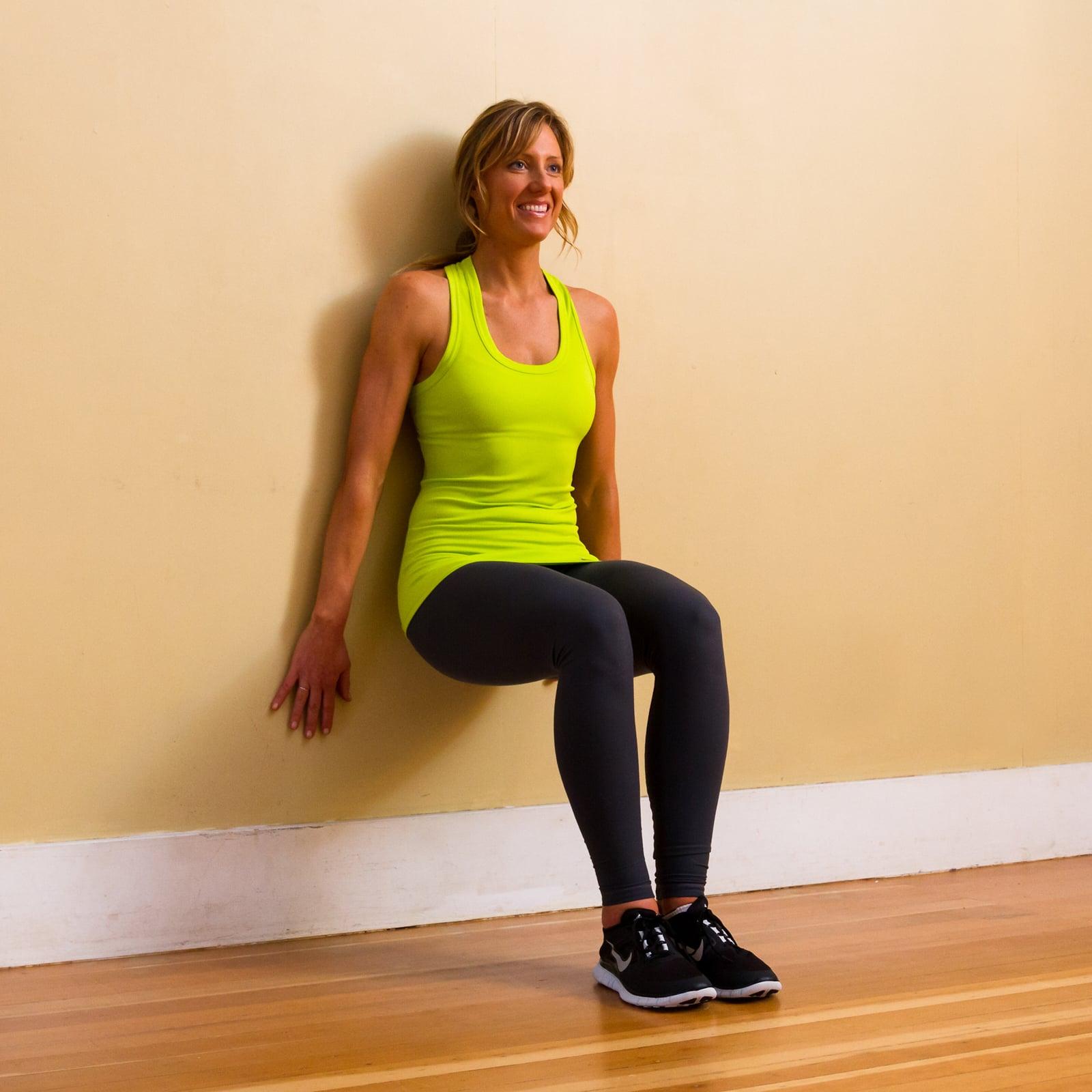 Move 4: Wall Sit