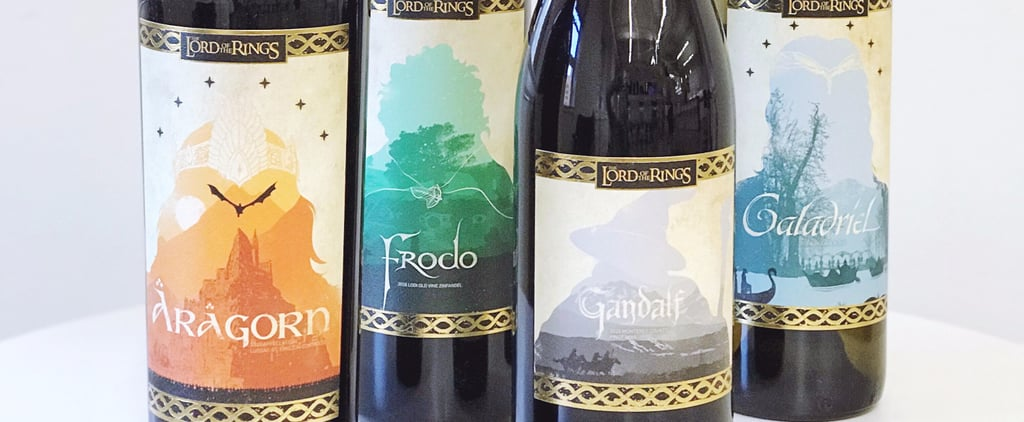 Lord of the Rings Wine Collection