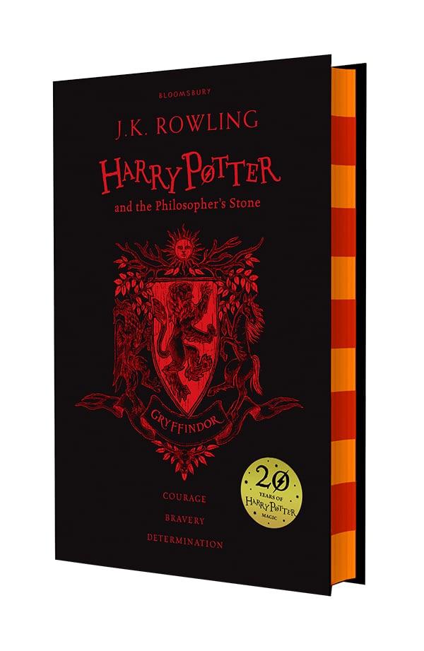 Hardcover, Gryffindor Edition