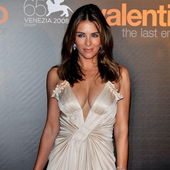 Elizabeth Hurley's Sexiest Dresses