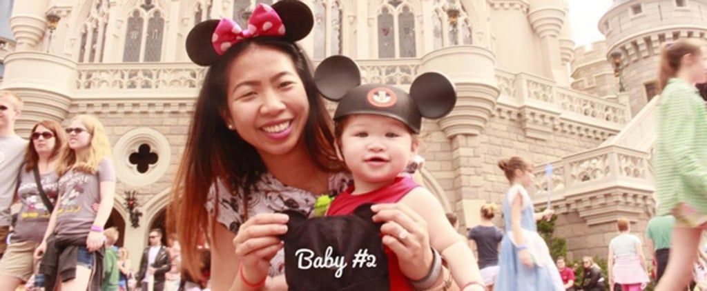 The Happiest Place on Earth Just Got Even Better Thanks to These Disney Pregnancy Announcements